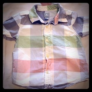 Dress shirt for Baby 12-18months